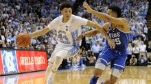 IMAGE: UNC earns No. 1 seed, Duke gets No. 2; both will open in Greenville, SC