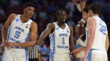 IMAGES: Images: Top-seed UNC eases past No. 16 Texas Southern in NCAA opener, 103-64