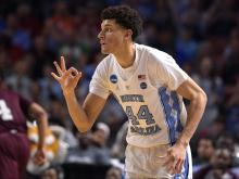 Top-seed UNC eases past No. 16 Texas Southern in NCAA opener, 103-64