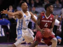 UNC takes on Arkansas in Round of 32