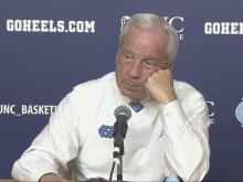 Roy Williams Pic-Pre Final Four