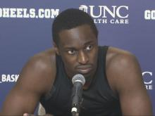Theo Pinson Pic-Pre Final Four