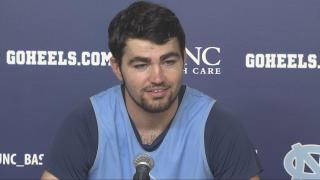 Maye: It's been a little bit different for me lately