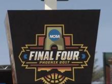 Fans flock to Phoenix for Final Four