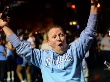 Basketball: UNC Final 4 Fan Zone (April 1, 2017)