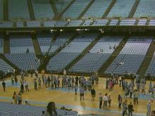 Basketball: UNC Championship Game Fan Zone (April 3, 2017)