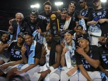 UNC holds off Gonzaga to claim title