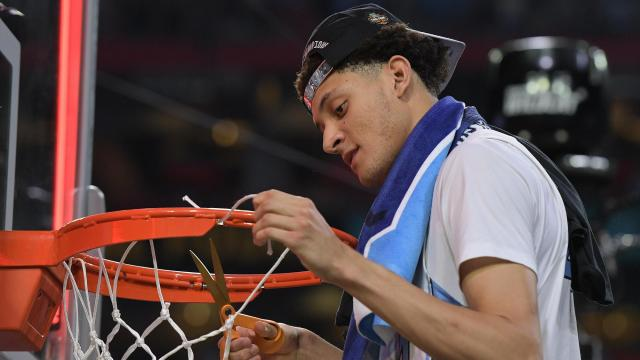 North Carolina junior Justin Jackson entering National Basketball Association draft