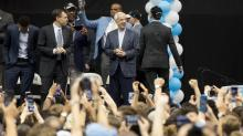 IMAGES: Jubilant UNC fans welcome home national champs