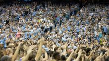 Fans welcome home Tar Heel champs