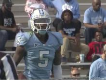Highlights: Mollette shines in UNC spring game