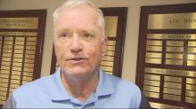Mike Fox post NC State opener 2017