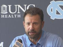 Larry Fedora Pic- Photo Day