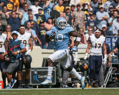 Carolina falls to Cal, 35-30