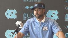 Larry Fedora Pic-Post Cal