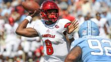 IMAGES: ACC quarterback play better than expected