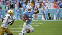 IMAGE: Injuries, poor start leave UNC football with new goals in 2017