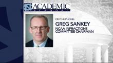 Greg Sankey, NCAA infractions committee chairman