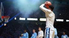 IMAGES: UNC celebrates championship, new season at Late Night with Roy