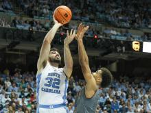 Basketball: UNC Tar Heels vs. Boston College