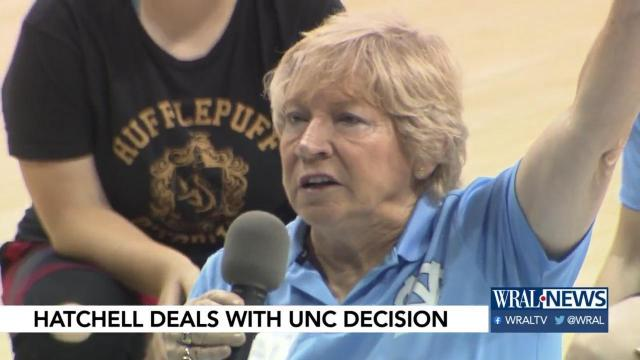 Sylvia Hatchell talks time at UNC, allegations and what the future