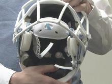UNC helmet