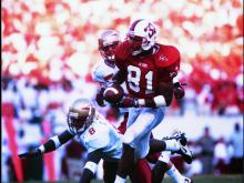 North Carolina State's Torry Holt