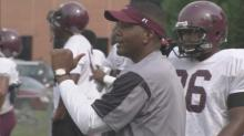IMAGE: Familiar territory for NC Central interim HC Foster