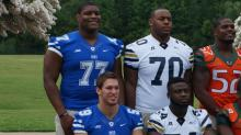 IMAGES: Duke football names five captains