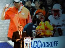 ACC Commissioner John Swofford