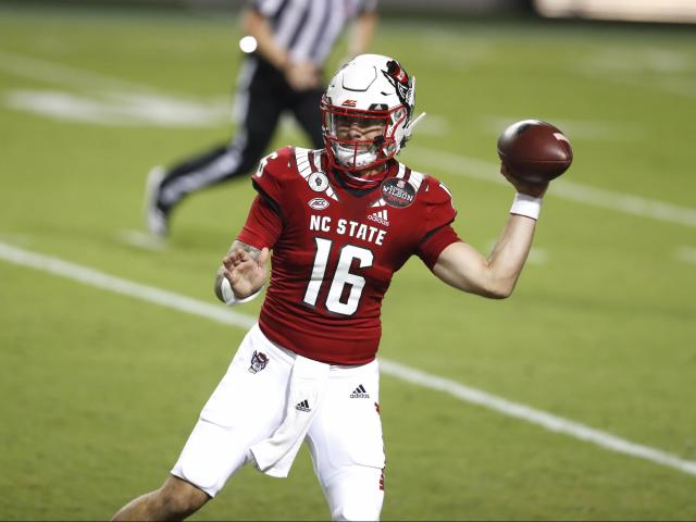 Person, NC State hold on to beat Wake Forest 45-42 in opener :: WRALSportsFan.com