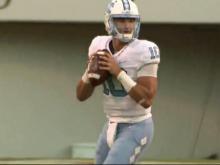 UNC QB's next stop: Top of NFL Draft class