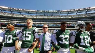 Trump's national anthem comments bring solidarity to NFL