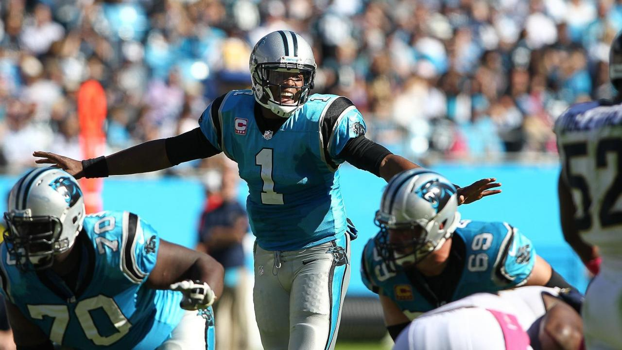 Sad Panthers Fan Cam Newton Finds A New Home That S Hopefully More Hospitable Than The One He Had Wralsportsfan Com