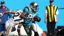 IMAGES: Game blog: Panthers defeat Buccaneers 31-13