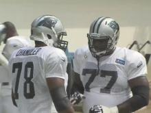 Fialko: Panthers still deciding on left tackle position