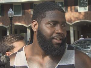 Mario Addison Pic-Training Camp
