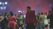 Logan Zone Charlotte riot