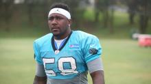 IMAGE: Thomas Davis agrees to one-year extension with Panthers