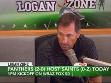 "Logan Zone: If Panthers can't beat Saints, ""we got problems"""