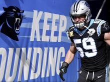 Kuechly by the numbers