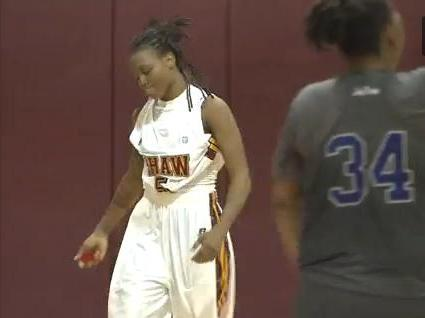 The No. 9 ranked Shaw women dropped a heartbreaker to Fayetteville State Wednesday.
