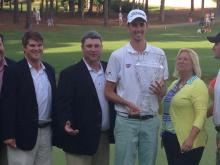 Raleigh's Hadley wins Rex Hospital Open