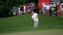 IMAGE: Raleigh native Simpson well-positioned to win Open