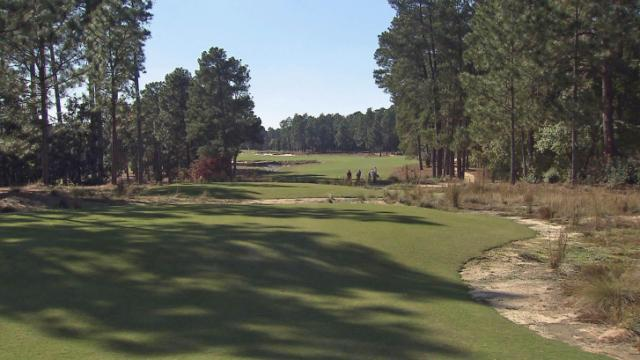 Pinehurst No. 2: Hole 5