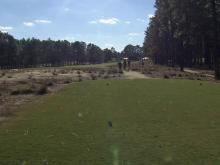 Pinehurst No. 2: Hole 11