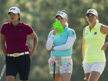 Photos from the second round of the 2014 U.S. Women's Open at Pinehurst No. 2.