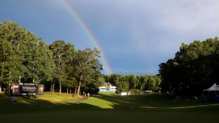 Final round of Wyndham Championship