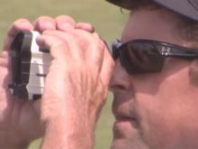 Fialko: Golfers, caddies experimenting with rangefinders in competition at Rex Open