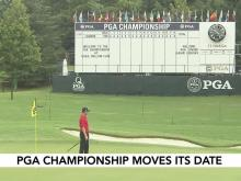 PGA Championship at Quail Hollow